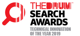 The Drum Search Awards - Technical Innovation of the Year 2019