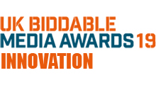UK Biddable Media Awards 2019 - Innovation